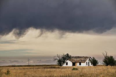 Photograph - Abandoned New Mexico by Ryan Crouse