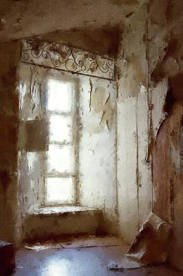Digital Art - Abandoned by Pekka Liukkonen