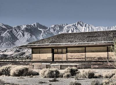 Photograph - Abandoned Railroad Station by Debra Herman
