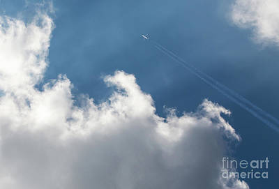 Photograph - Above The Clouds 5 by Kevin McCarthy