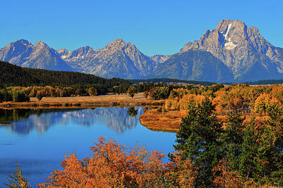 Photograph - Above The Oxbow by Greg Norrell