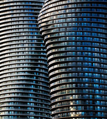 Photograph - Absolute Towers by Roland Shainidze Photogaphy