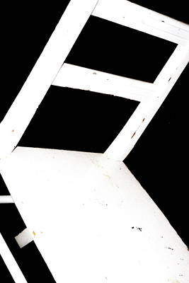 Abstract 1 / The Chair Project Art Print