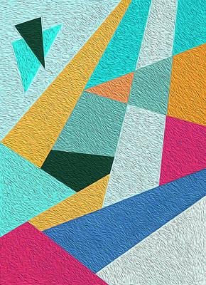 Painting - Abstract Inspiration by Johanna Hurmerinta