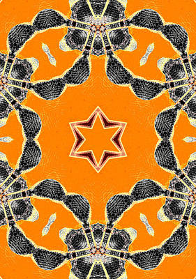 Digital Art - Abstract Pattern 4 by Artist Dot