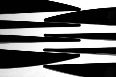 Photograph - Abstract Pattern by Copyright Bryan Hollar