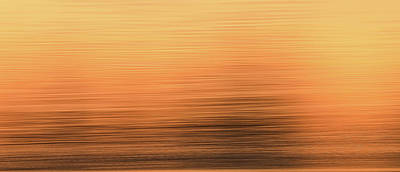 Photograph - Abstract Sunrise Waves by Dan Sproul