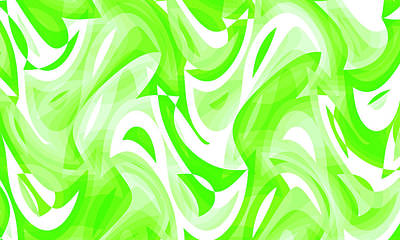 Digital Art - Abstract Waves Painting 0010110 by P Shape