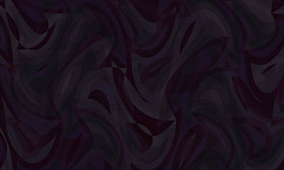 Digital Art - Abstract Waves Painting 007771 by P Shape