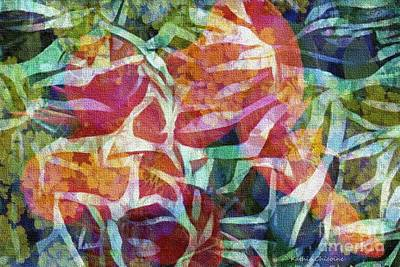 Digital Art - Abstraction by Kathie Chicoine