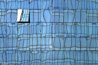 Photograph - Abstritecture 1 by Stuart Allen