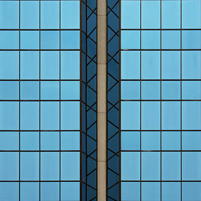 Photograph - Abstritecture 38 by Stuart Allen