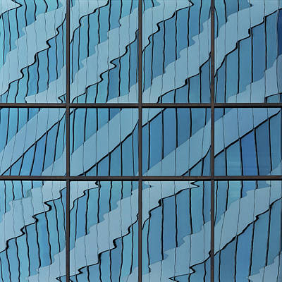 Photograph - Abstritecture 39 by Stuart Allen