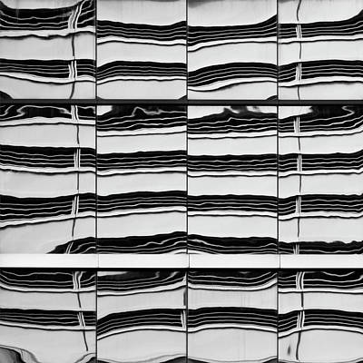 Photograph - Abstritecture 40 by Stuart Allen