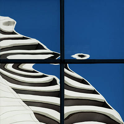 Photograph - Abstritecture 41 by Stuart Allen