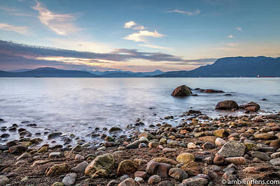 Photograph - Acadia Beach, Vancouver, BC 1 by Art Calapatia