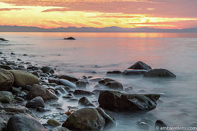 Photograph - Acadia Beach, Vancouver, BC 2 by Art Calapatia