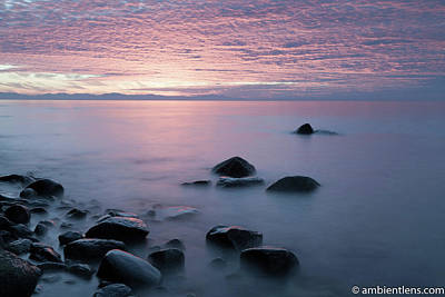 Photograph - Acadia Beach, Vancouver, Bc 3 by Art Calapatia