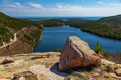 Photograph - Acadia Np - Peaceful Vista by ProPeak Photography