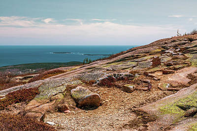 Photograph - Acadia Np - Pink Cadillac by ProPeak Photography