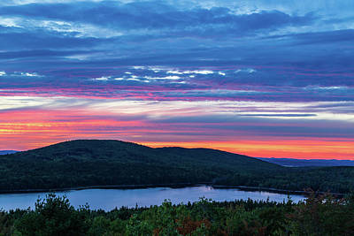 Photograph - Acadia Sunset by Stefan Mazzola