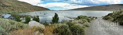 Photograph - Access To Topaz Lake by Joe Lach
