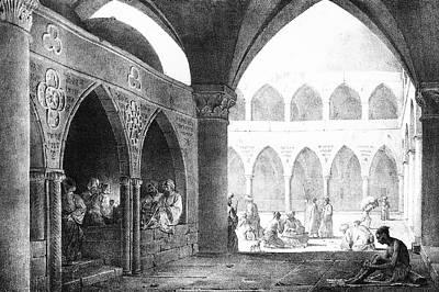 Edward Hopper - Acre Open Air Market 1819 by Munir Alawi