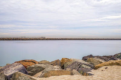 Photograph - Across The Channel by Joseph S Giacalone