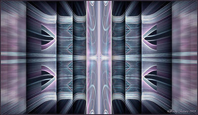 Digital Art - Acts by Missy Gainer