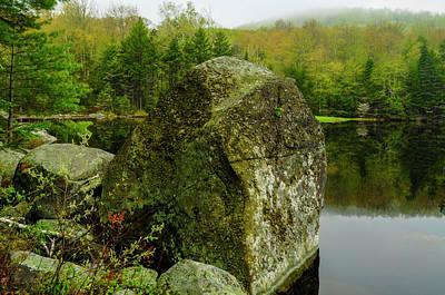 Photograph - Adirondack Spring by Bob Grabowski