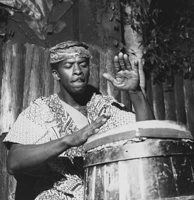 Photograph - African Drumbeat by Jacobsen