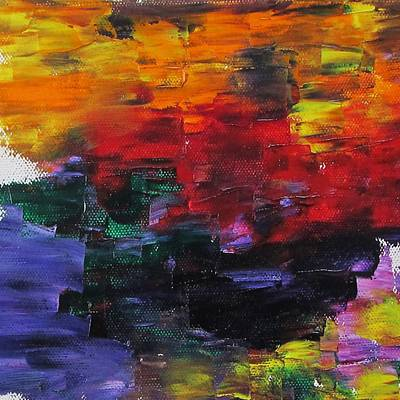 Painting - African Sunset by Marianna Mills
