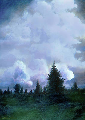 Painting - After The Morning Rain by Dale Witherow