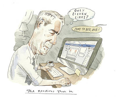 Painting - After The Mueller Report by Barry Blitt