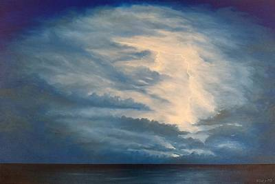Painting - After The Storm by Kevin Daly