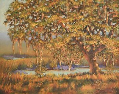 Painting - Afternoon Glow by Dorothy Allston Rogers