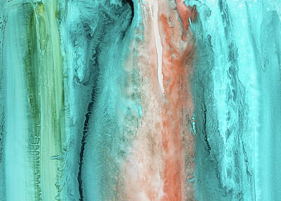Painting - Agate Shore 3 by Kris Parins