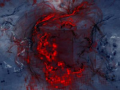 Digital Art - Aghyar Behemoth by Jeff Iverson