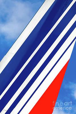 Photograph - Air France 777 1 by Rastislav Margus
