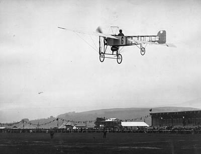 Photograph - Air Race by Topical Press Agency