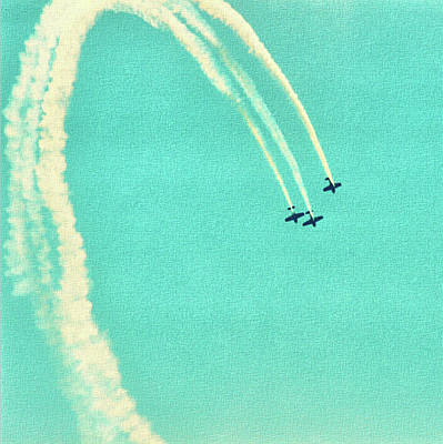 Photograph - Air Waves by JAMART Photography