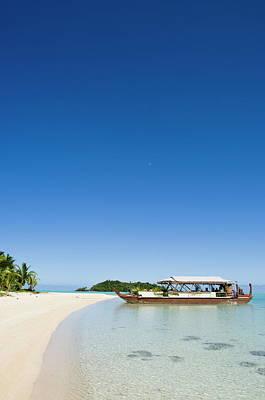 Photograph - Aitutaki, Cook Islands, South Pacific by Michael Defreitas / Robertharding