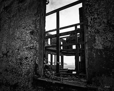 Photograph - Alcatraz IIi Bw by David Gordon