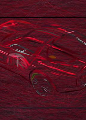 City Scenes - Alfa R TZ3  23181 by CarsToon Concept