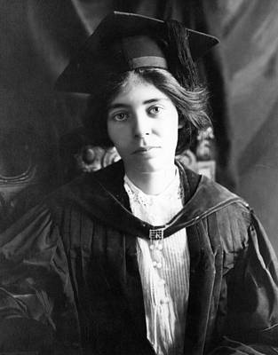 Photograph - Alice Paul by Mpi