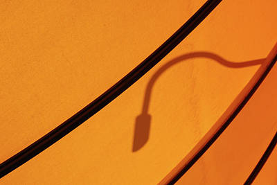 Photograph - Alien Landing 2 by Stuart Allen