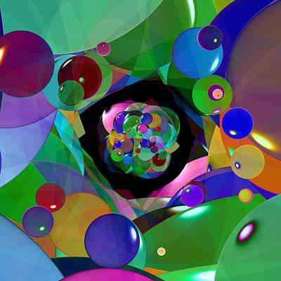Digital Art - Alignifies by Andrew Kotlinski