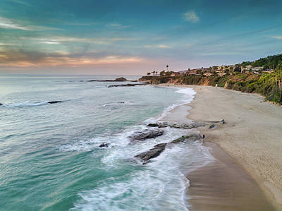 Photograph - Aliso Creek by Seascaping Photography
