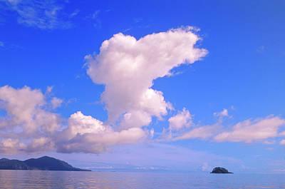 Photograph - All Alone Stone, Gwaii Haanas National by Jerry Kobalenko