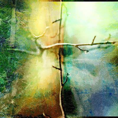 Digital Art - All My Tears by Payet Emmanuel